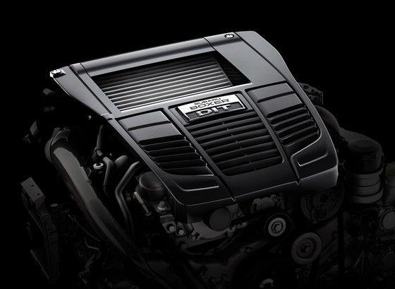 Двигатель нового Subaru WRX был назван лучшим по версии WardsAuto World